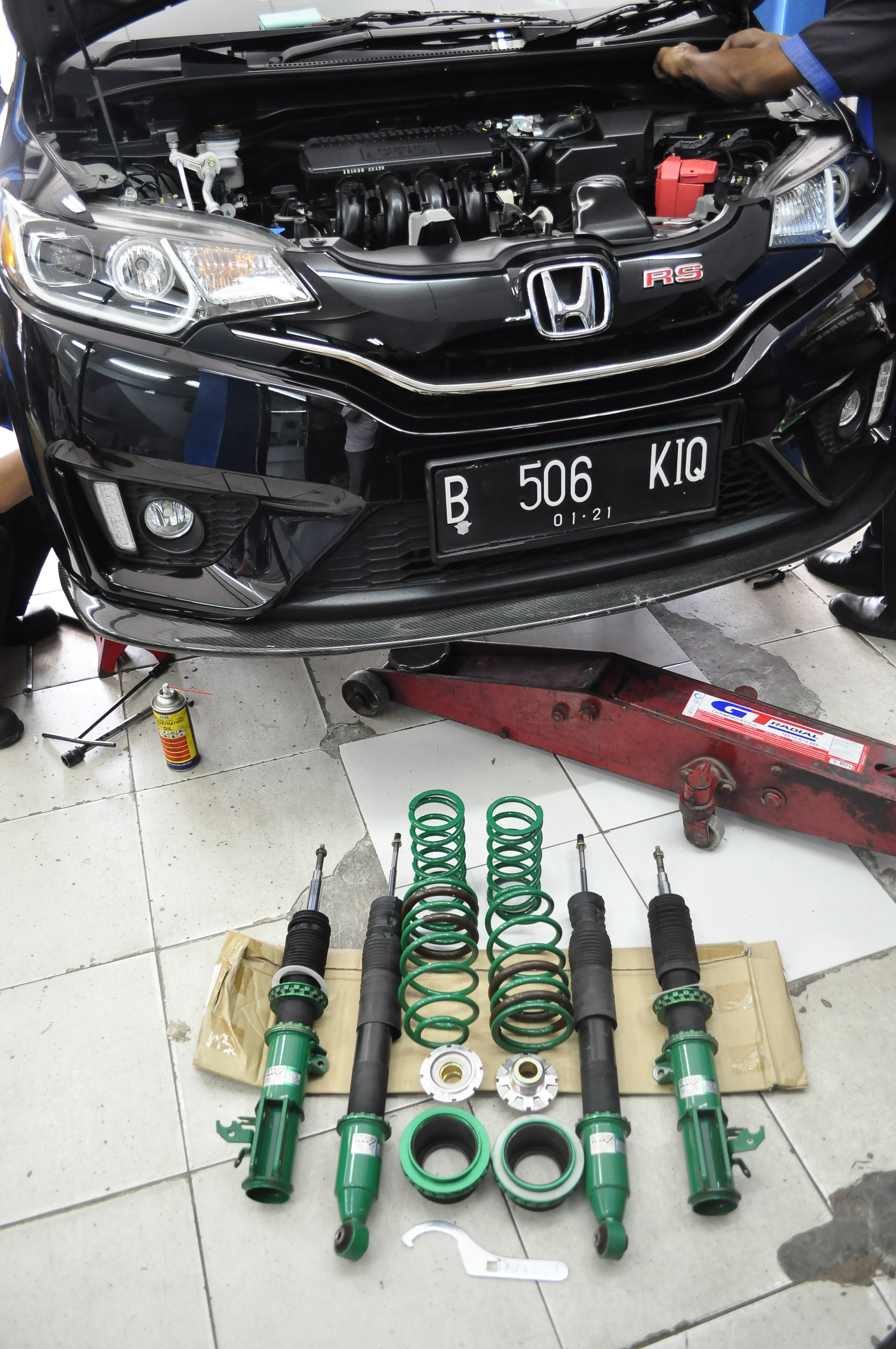 Asco Motor Website Under Construction Honda Jazz Rs Civic All Gk5 Parts Modification In Here