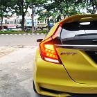 Honda Jazz GK5 install OEM JDM Hybrid Fit Tail Lamp