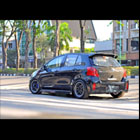 Toyota Yaris NCP91 with Endless Big Brake Kit & Volkracing CE28 & Yokohama A050
