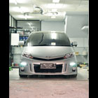 Toyota Estima Full Modification