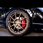 Honda Civic FD2R with Volkracing ZE40 & Big Brake Kit Brembo